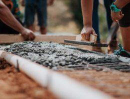 Construction CEO Barbara Stokes Of Huntsville, AL Donated A Truckload Of Building Materials To Express Her Support Of Habitat For Humanity in Madison County
