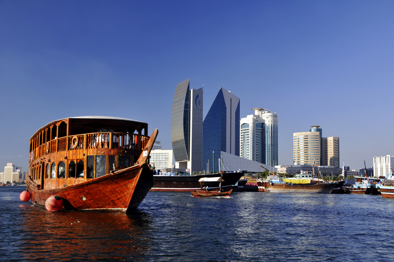 UAE's Pro-Business Perks Tick all the Right Boxes