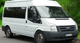 Buying a van for your business