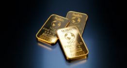 Five reasons to invest in gold