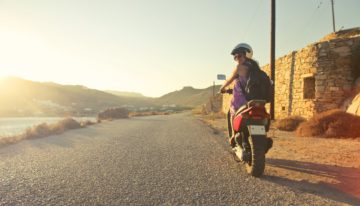 5 Motorcycle trends for women